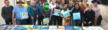 Britehouse Painting Event Johannesburg