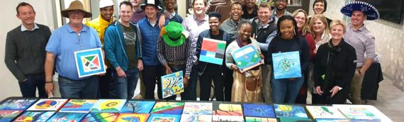 Britehouse Painting Event Success